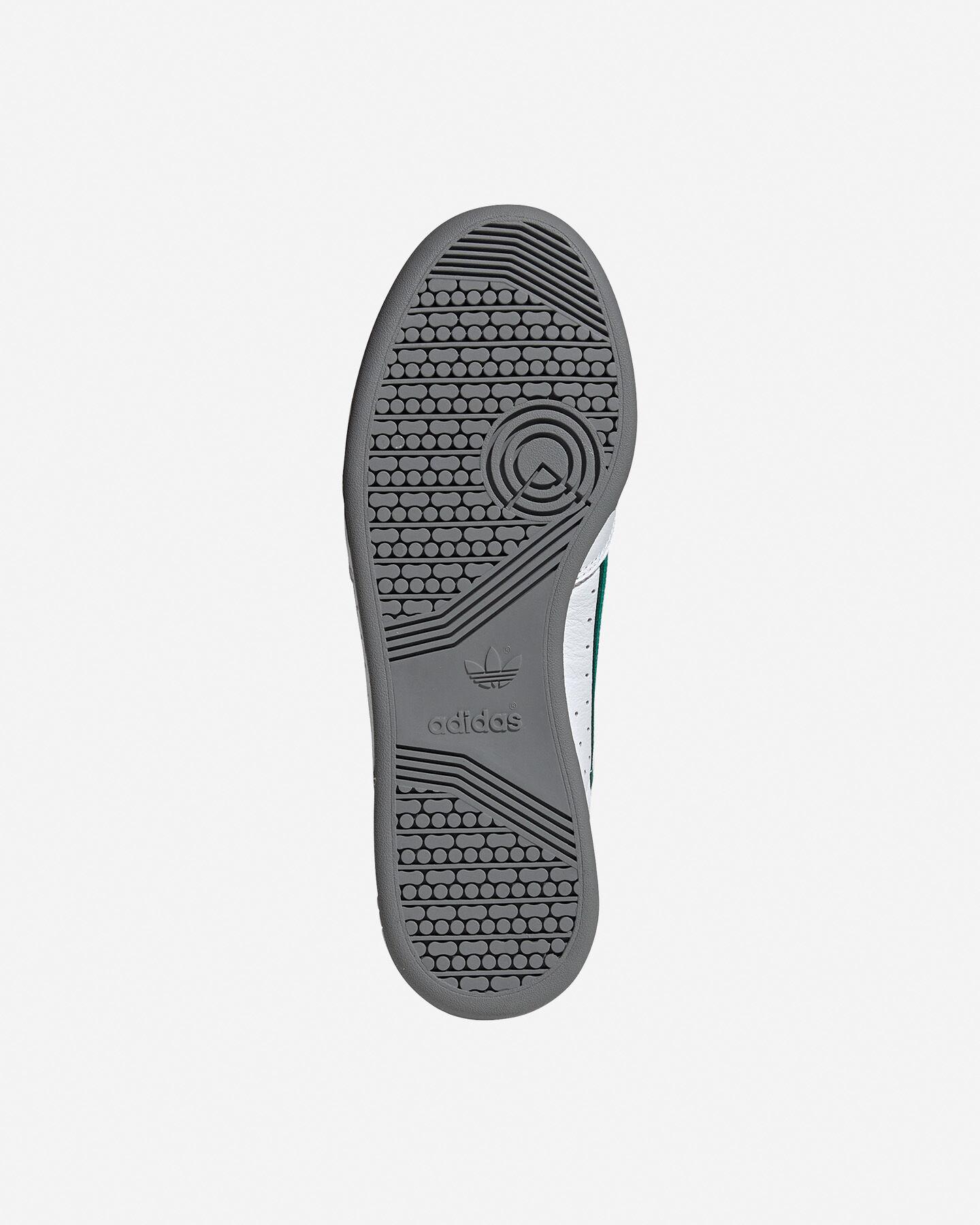 Scarpe sneakers ADIDAS CONTINENTAL 80 M S2020797 scatto 1