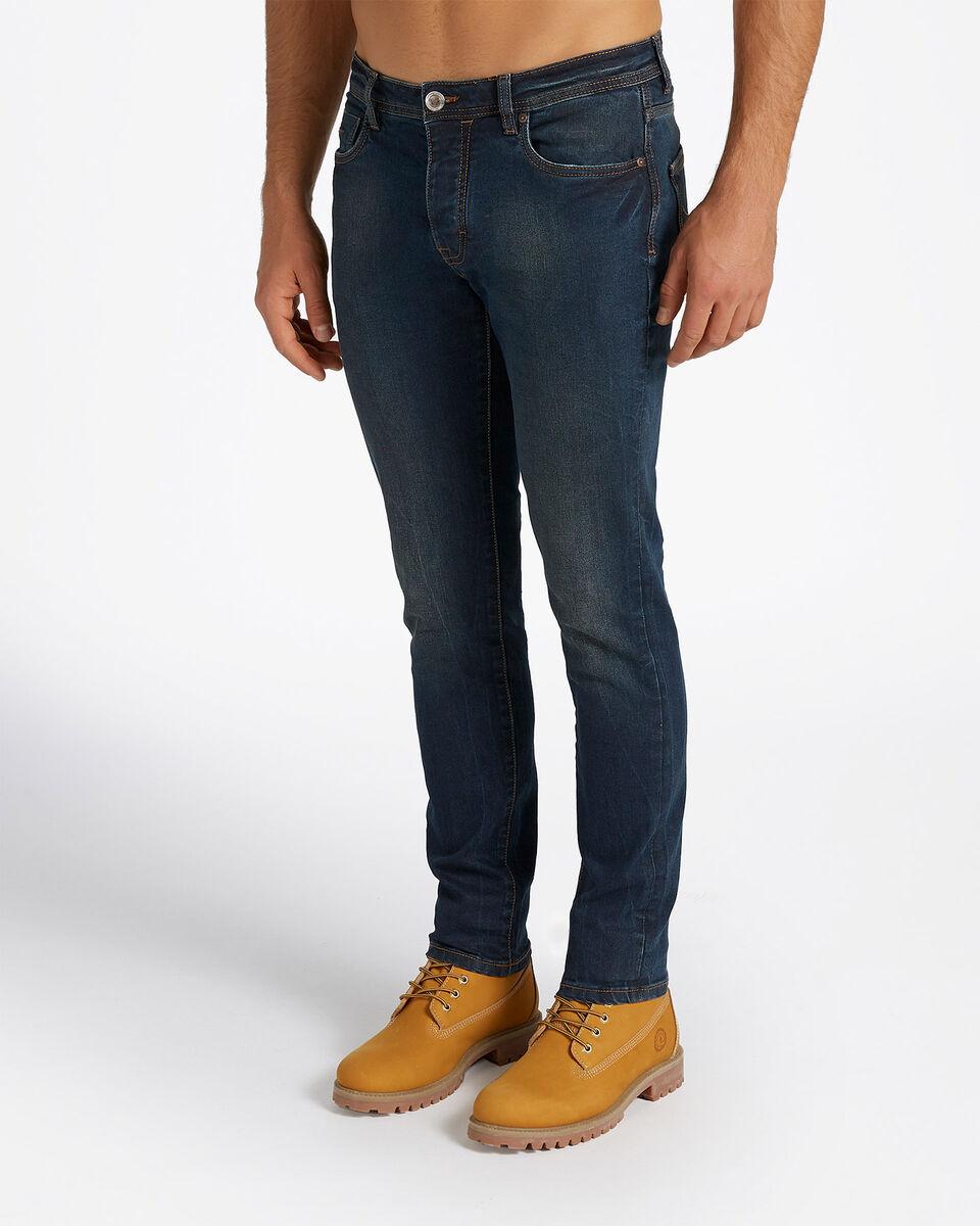 Jeans COTTON BELT GREGOR SLIM M S4070912 scatto 2