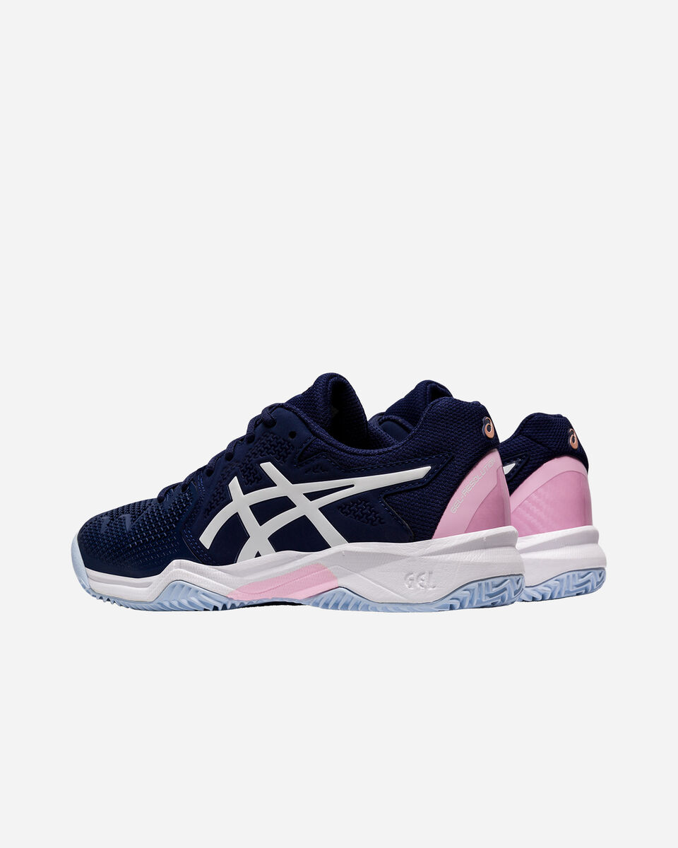 Scarpe tennis ASICS GEL RESOLUTION 8 CLAY GS JR S5159503 scatto 2