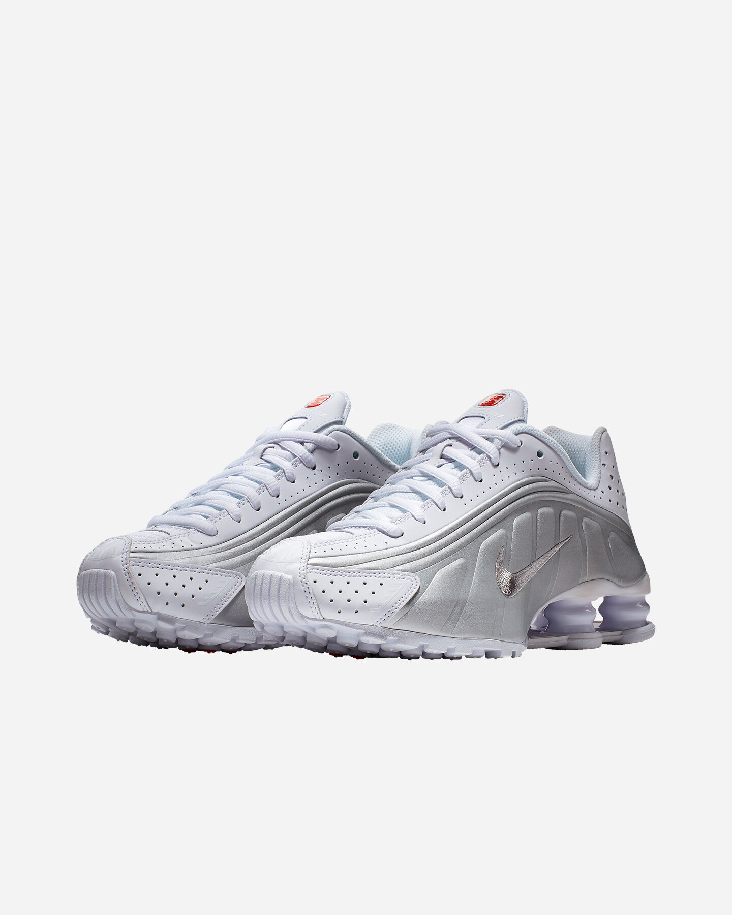 Scarpe sneakers NIKE SHOX R4 JR GS S2024076 scatto 1