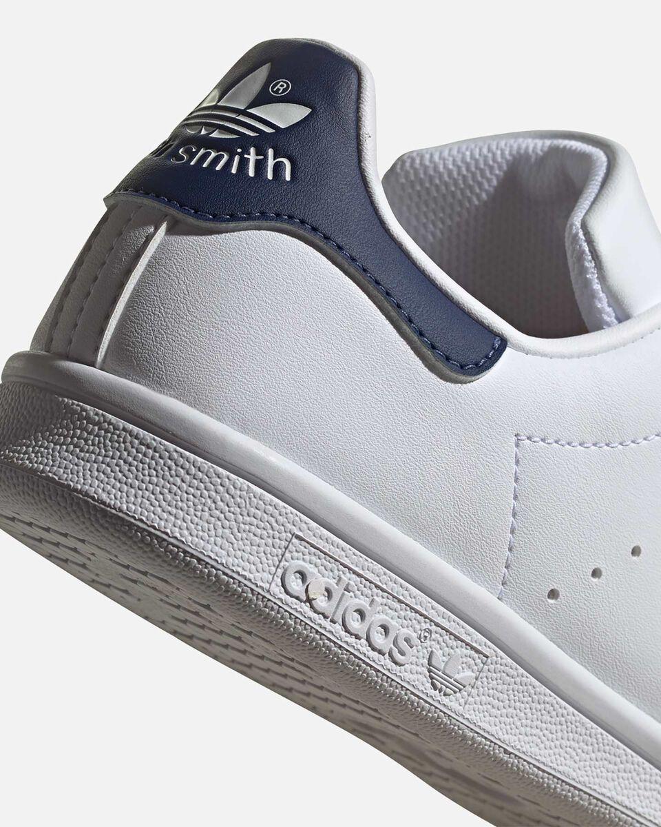 Scarpe sneakers ADIDAS STAN SMITH GS JR S5277483 scatto 4