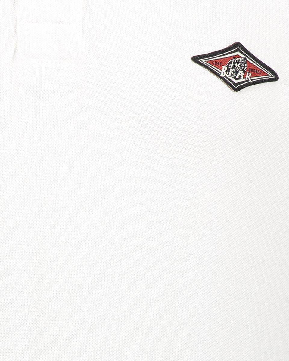 Polo BEAR MC PIQUET M S5182771 scatto 2