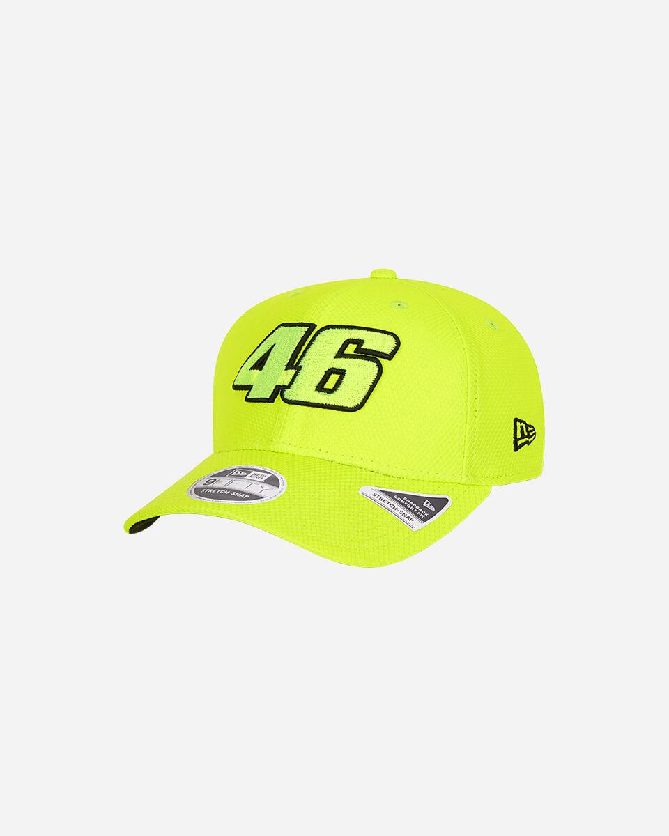 Cappellino NEW ERA 950 STRETCH VR46  S5340823 scatto 0