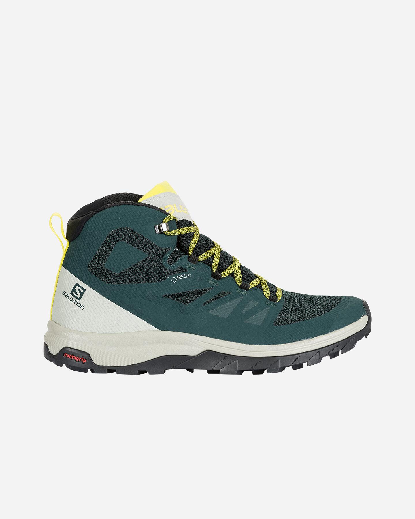 Scarpe escursionismo SALOMON OUTLINE MID GTX M S5240530 scatto 0