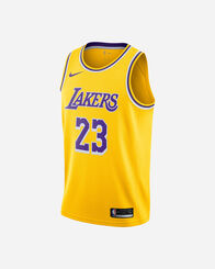 NIKE NBA uomo NIKE LOS ANGELES LAKERS JAMES M