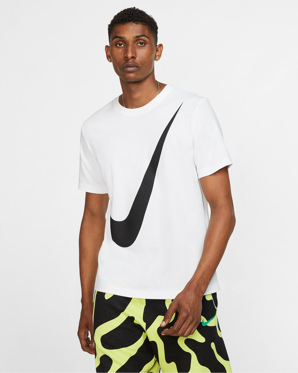 T-Shirt NIKE BIG SWOOSH M S5074370 scatto 2