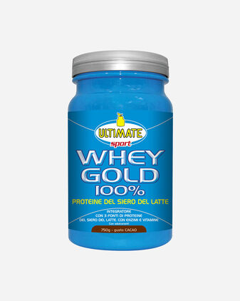 Energetico ULTIMATE ITALIA WHEY GOLD 100% 750 GR