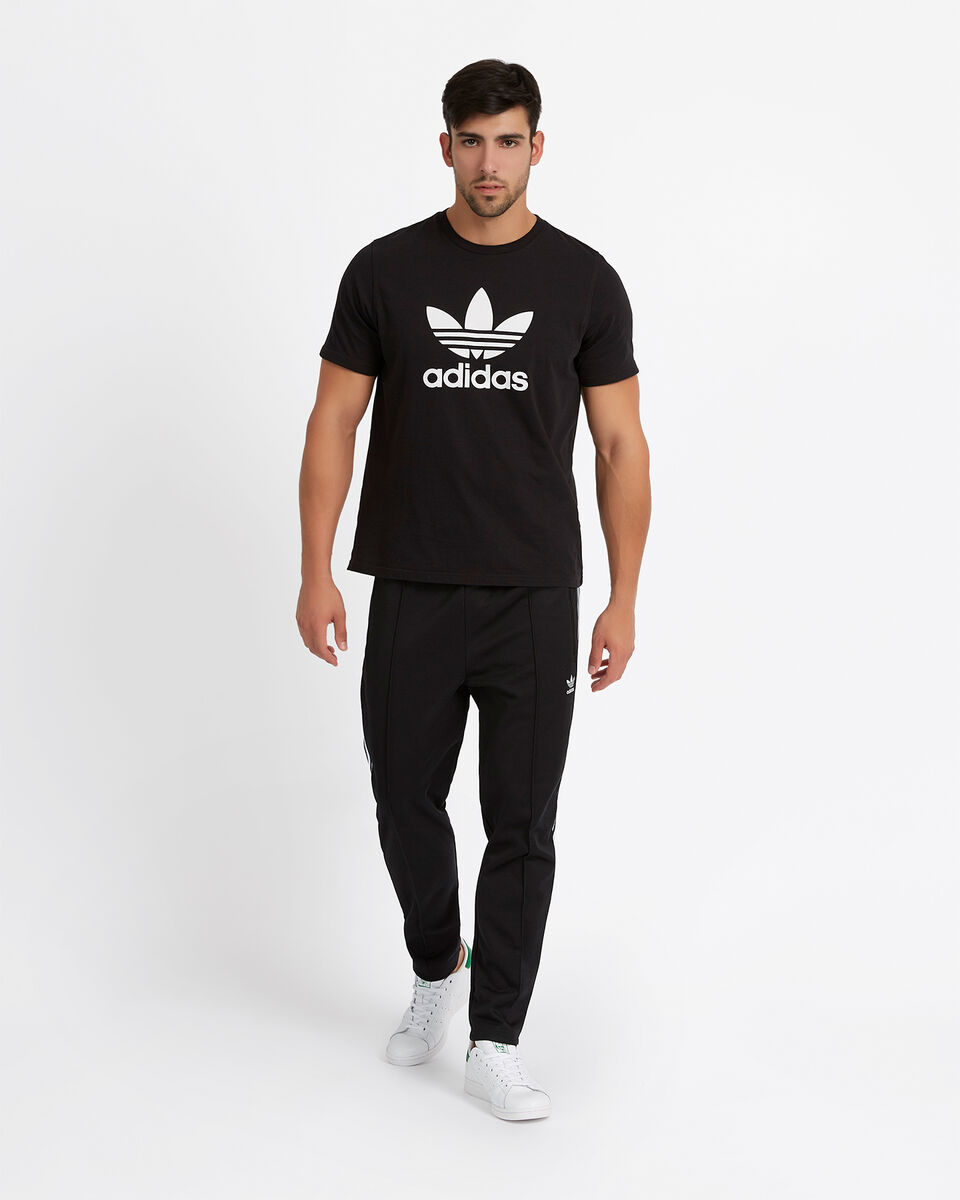 T-Shirt ADIDAS TREFOIL M S4033199 scatto 1