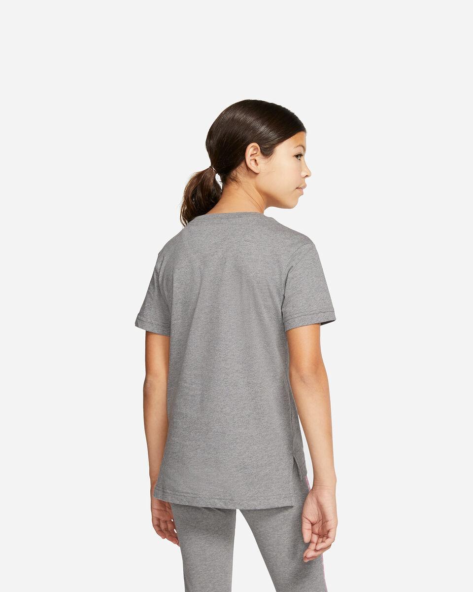 T-Shirt NIKE SWOOSH JR S5165231 scatto 1