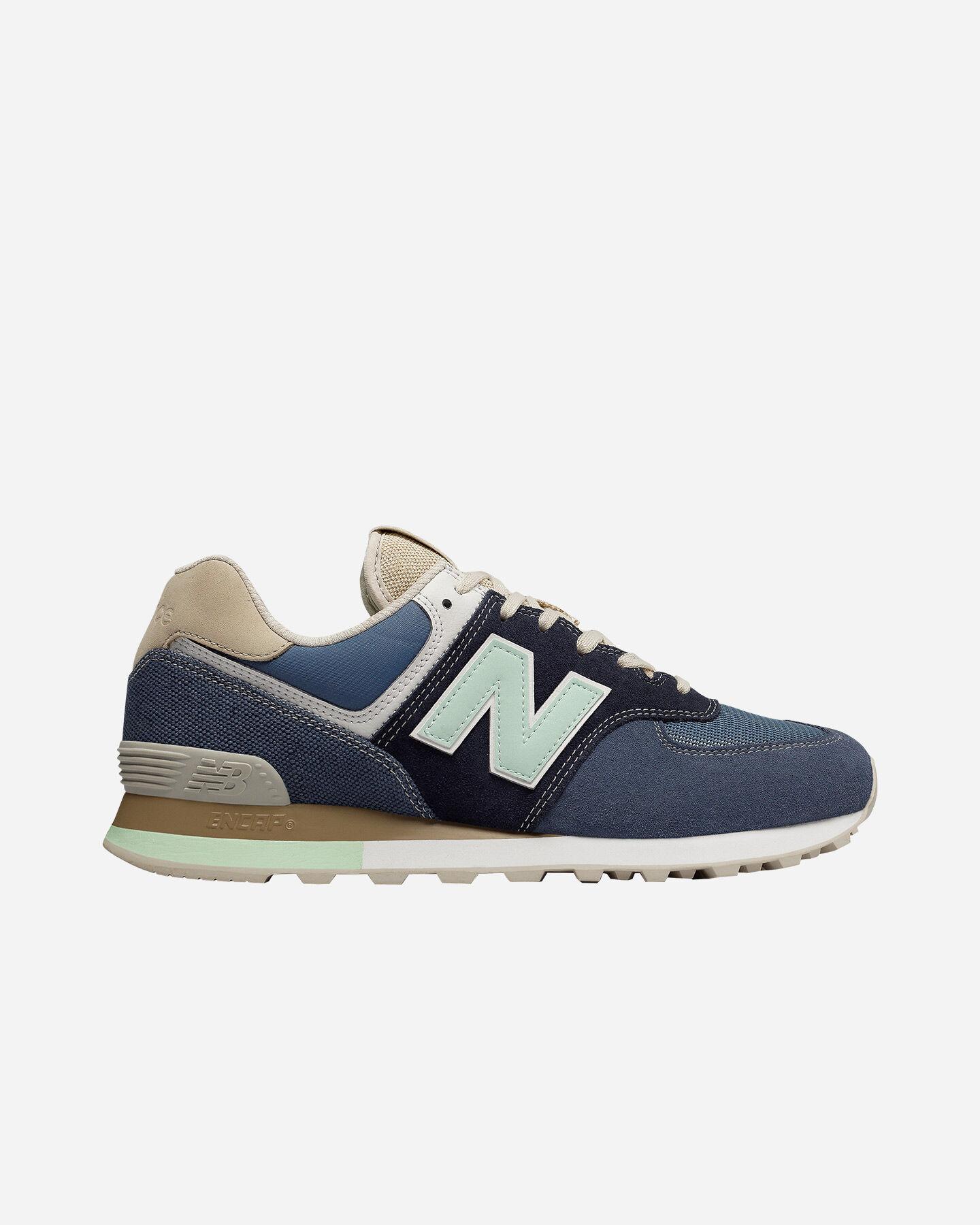 Scarpe Sneakers New Balance 574 M ML574BSL | Cisalfa Sport