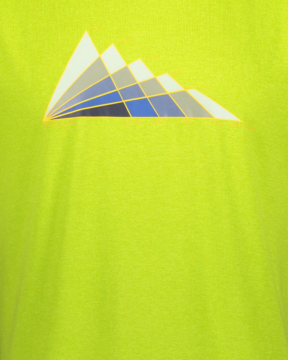 T-Shirt COLUMBIA TECH TRAIL GRAPHIC M S5291753 scatto 2
