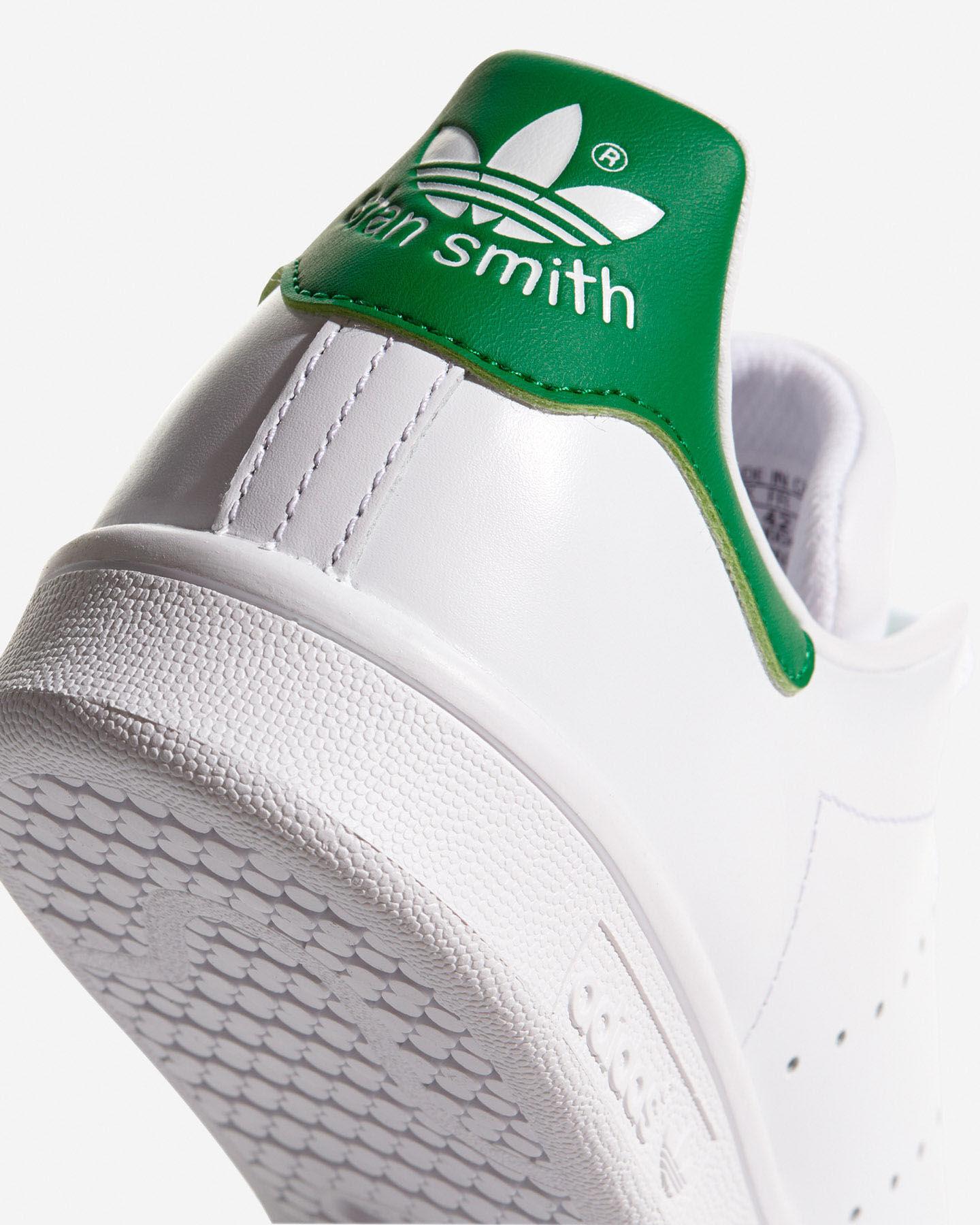 Scarpe sneakers ADIDAS STAN SMITH M S1290568 scatto 3
