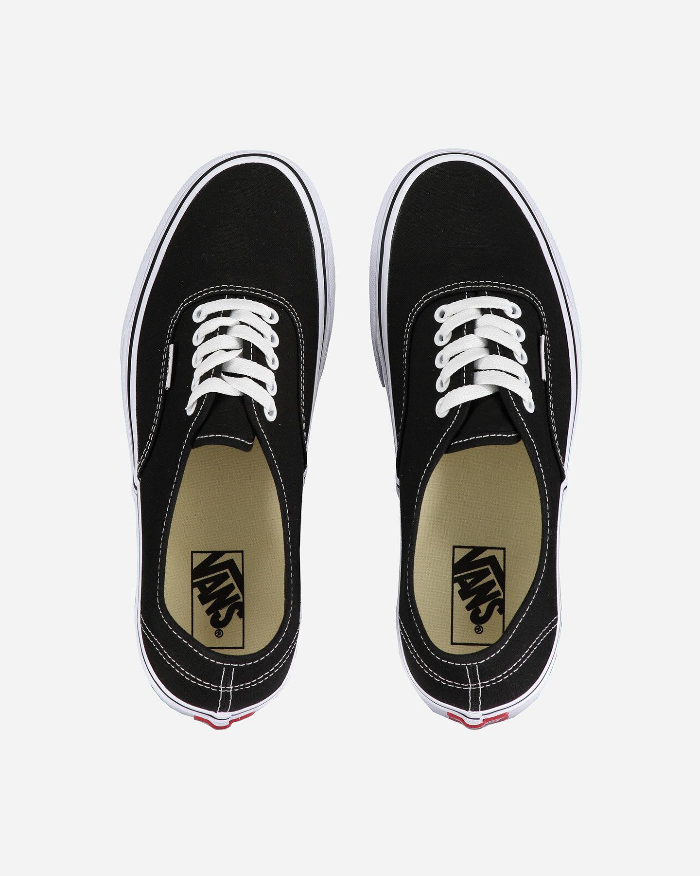 Scarpe sneakers VANS AUTHENTIC M S1284616 scatto 3