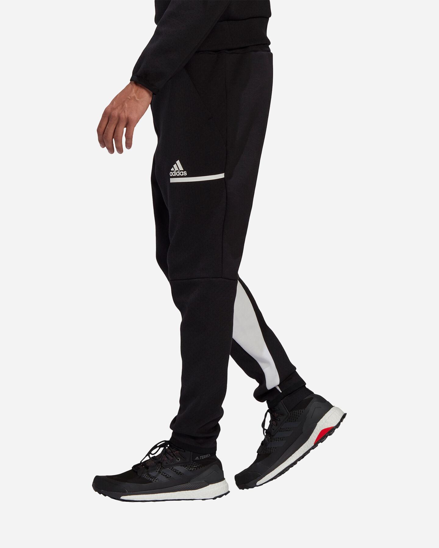 Pantalone ADIDAS ZONE M S5228115 scatto 3