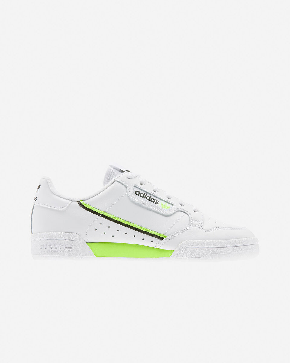 Scarpe sneakers ADIDAS CONTINENTAL 80 JR GS S5007753 scatto 0