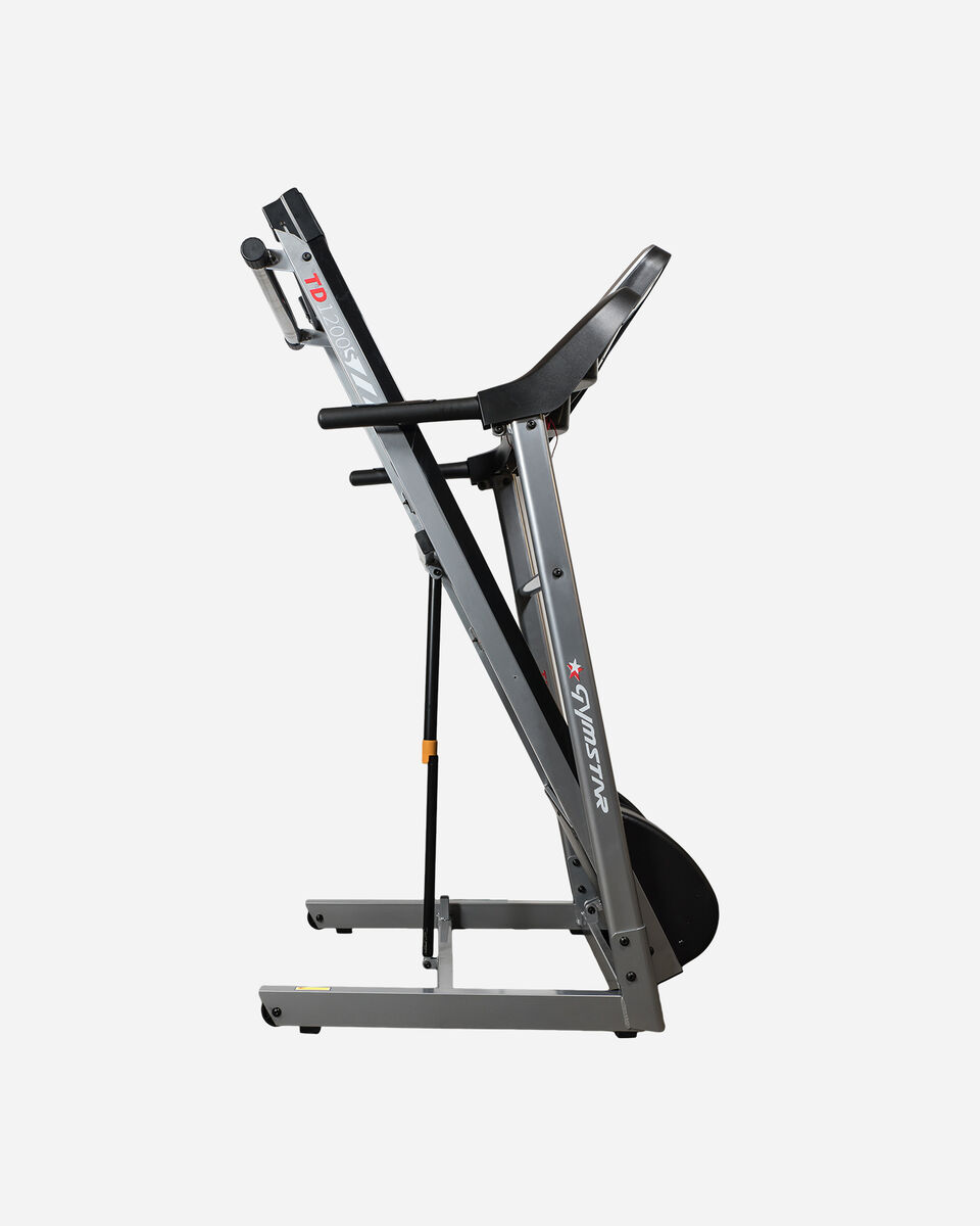 Tapis roulant CARNIELLI GYMSTAR TD 1200S S4031139|1|UNI scatto 1