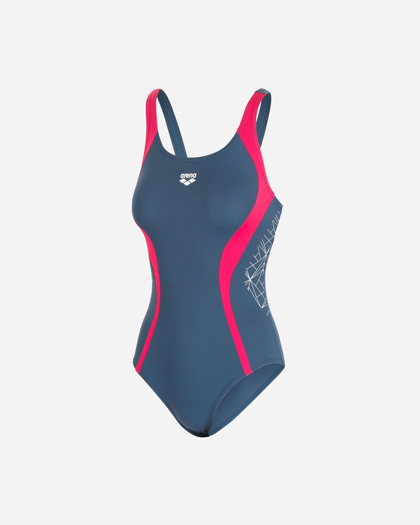 Costume piscina ARENA BALANCE W S5088845 scatto 0