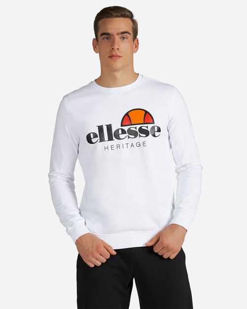 Felpa ELLESSE HERITAGE DRESS M