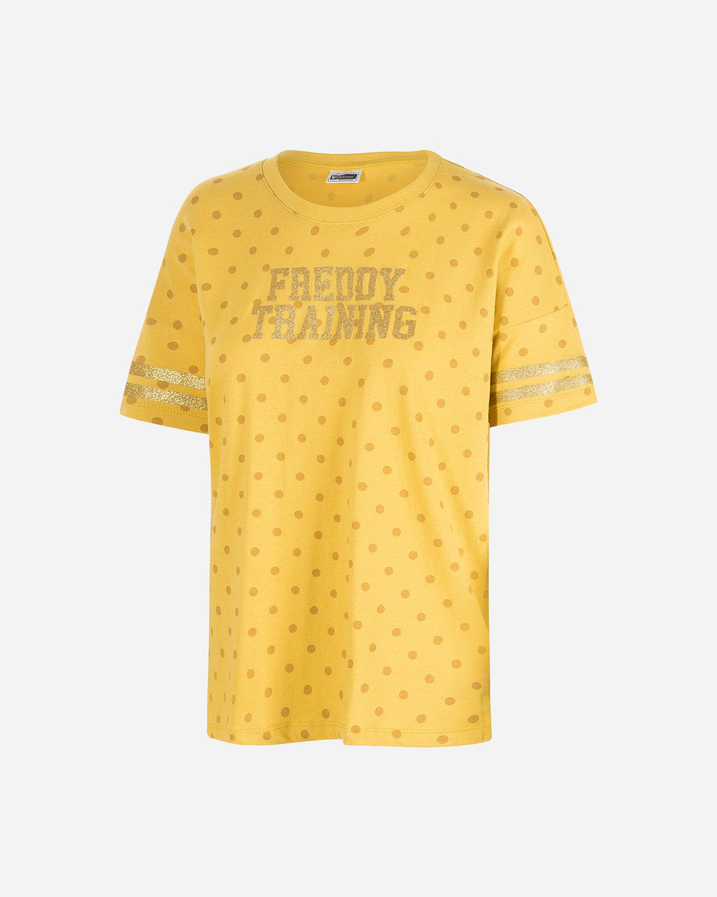 T-Shirt FREDDY BASIC W S5222468 scatto 0