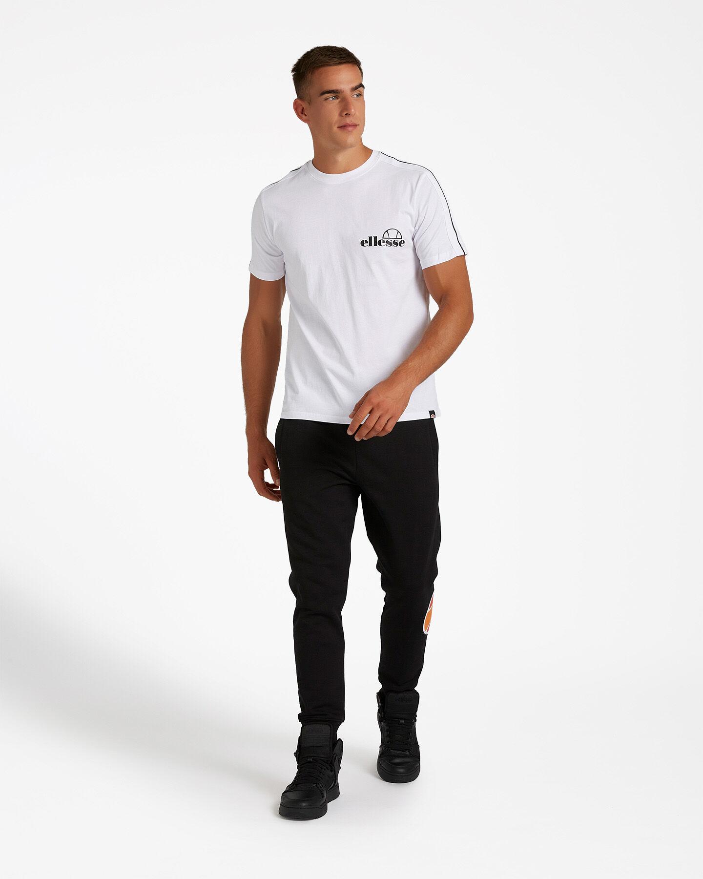 T-Shirt ELLESSE JET STRIPES M S4082140 scatto 3