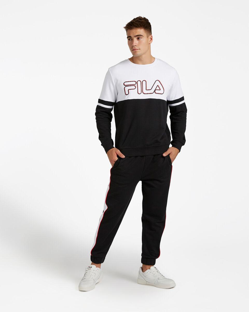 Felpa FILA BICOLOR M S4081021|001/050|XL scatto 1