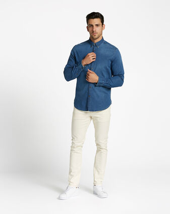 Camicia COTTON BELT STRETCH M