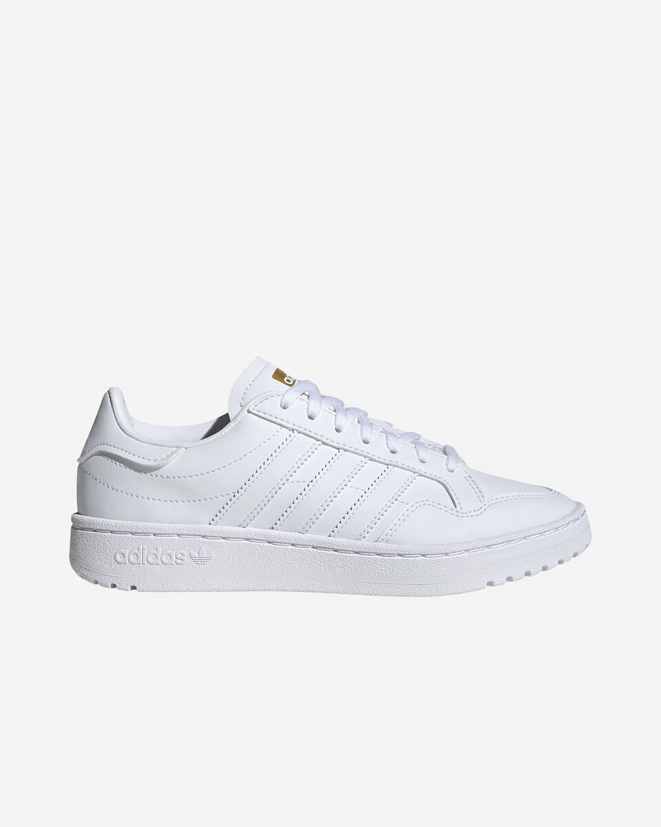 Scarpe sneakers ADIDAS TEAM COURT JR GS S5151726 scatto 0