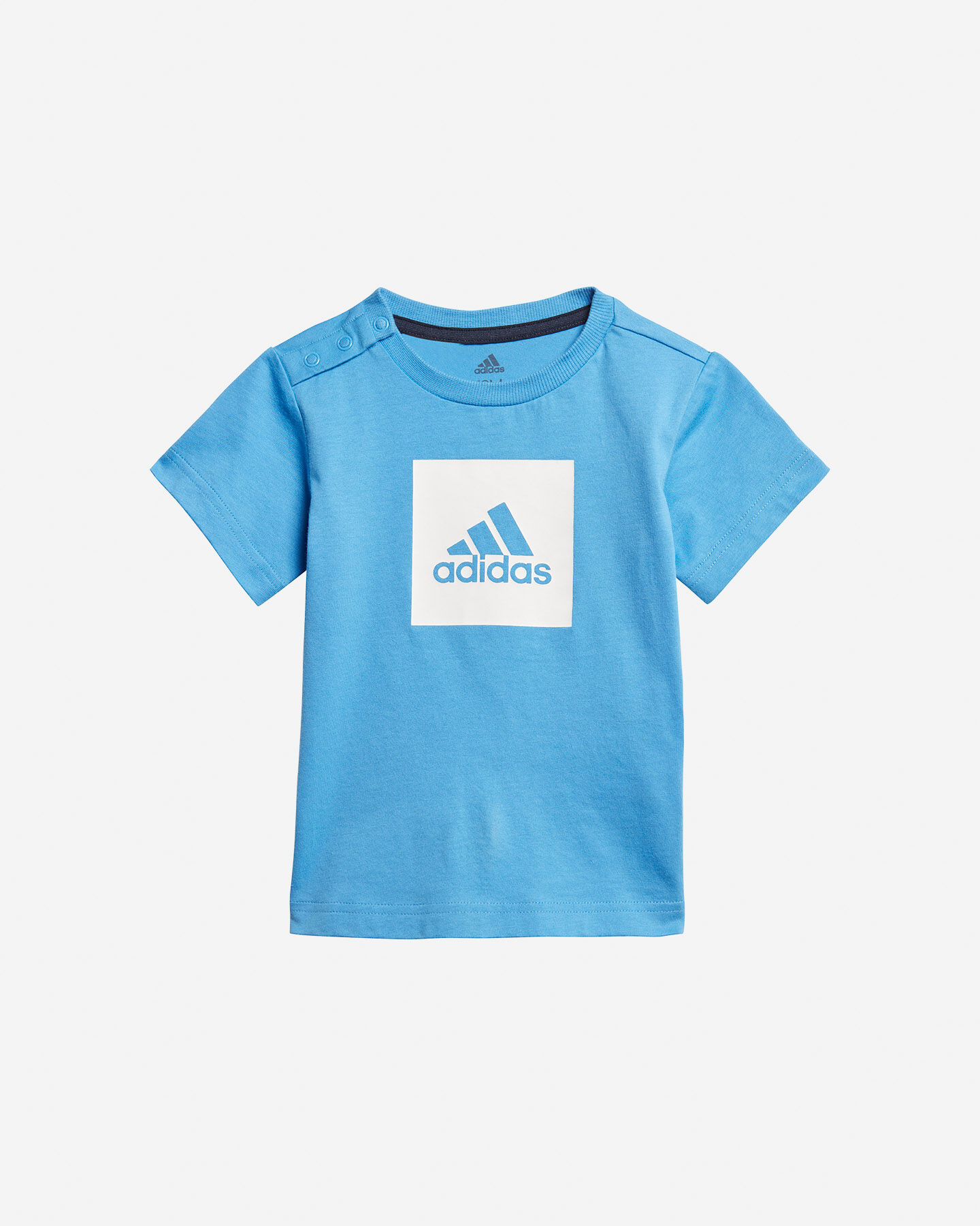 Completo ADIDAS LOGO SUMMER JR S5149135 scatto 1