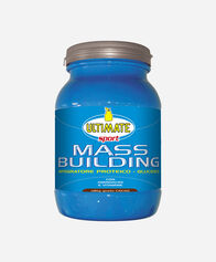 INTEGRATORI ALIMENTARI  ULTIMATE ITALIA MASS BUILDING 1,8 KG