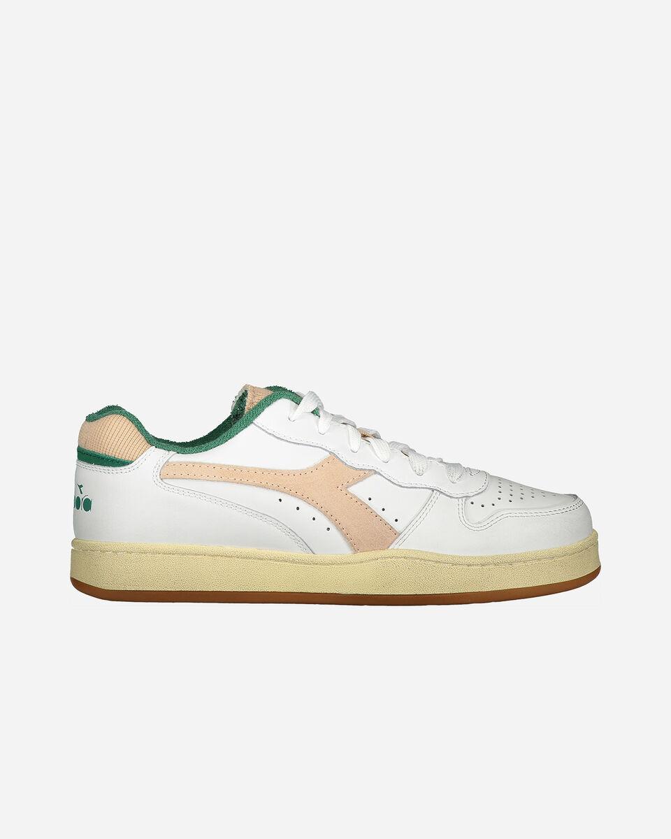 Scarpe sneakers DIADORA MI BASKET LOW USED WN W S5226855 scatto 0