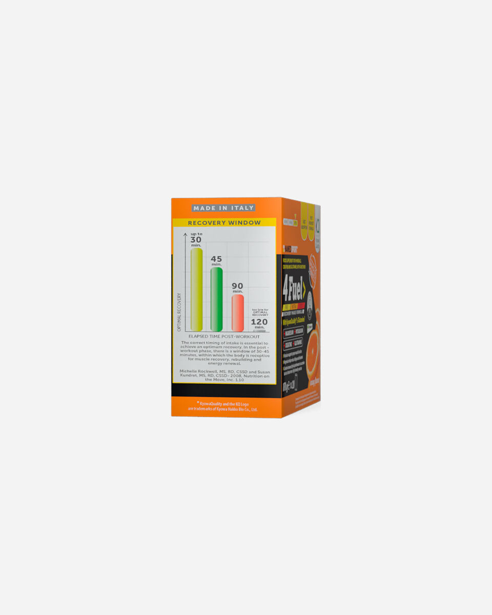 Energetico NAMED SPORT 4 FUEL IN POLVERE 20 BUSTINE 170G S1308840|1|UNI scatto 1