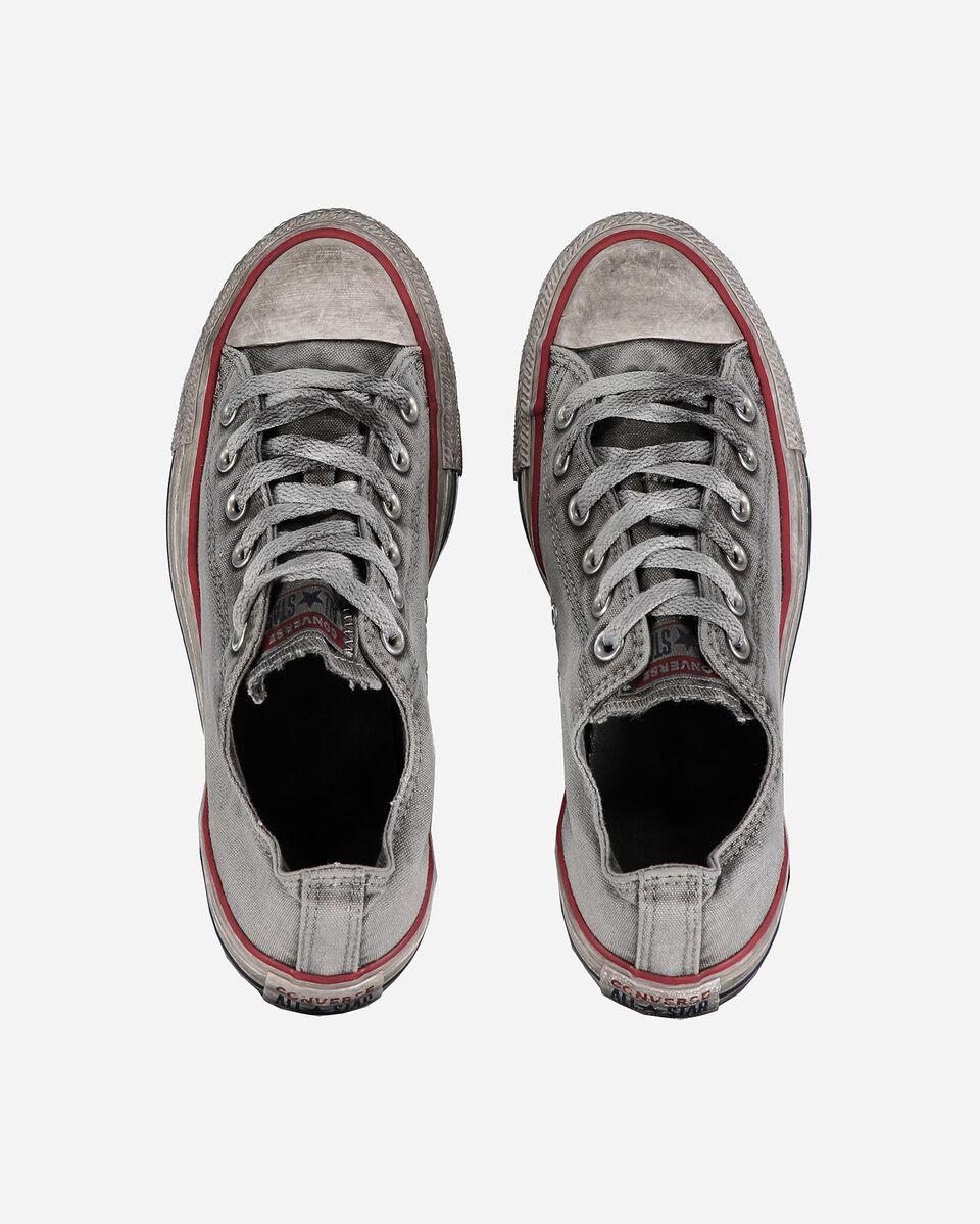 Scarpe sneakers CONVERSE CHUCK TAYLOR ALL STAR OX M S2007555 scatto 3