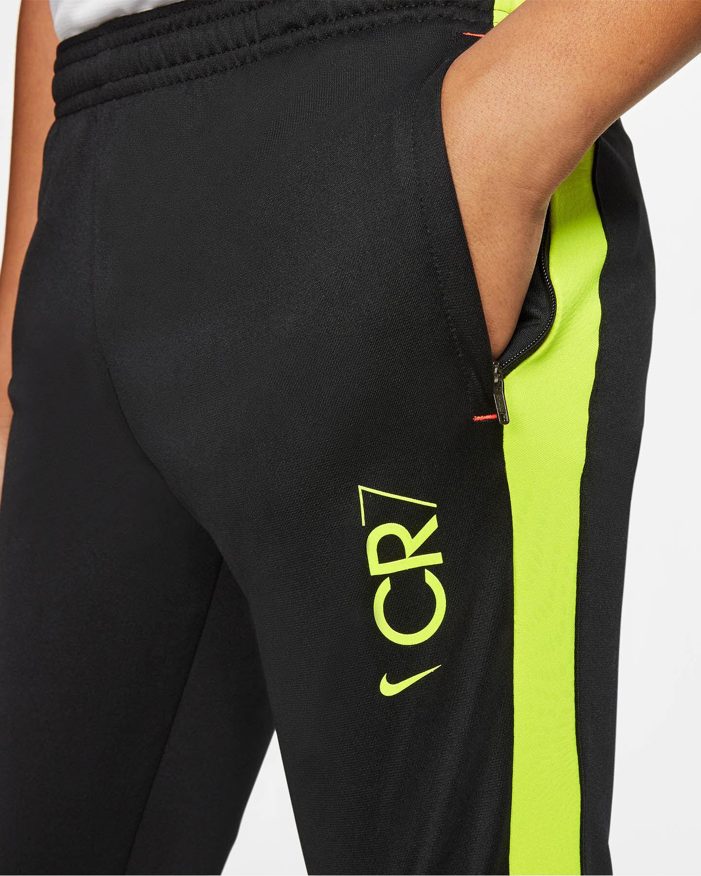 Pantaloncini calcio NIKE DRI-FIT CR7 JR S5163722 scatto 4