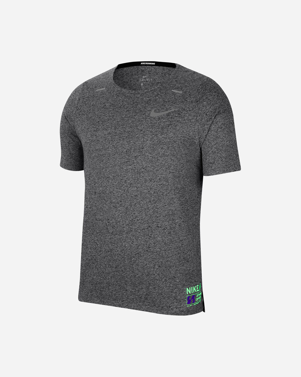 T-Shirt running NIKE RISE 365 FUTURE FAST M S5225510 scatto 0