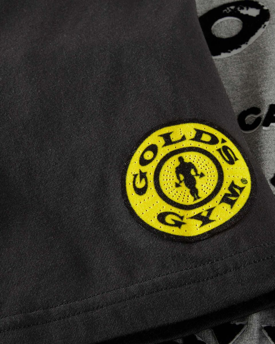 T-Shirt PUMA GOLD'S GYM M S5197190 scatto 2