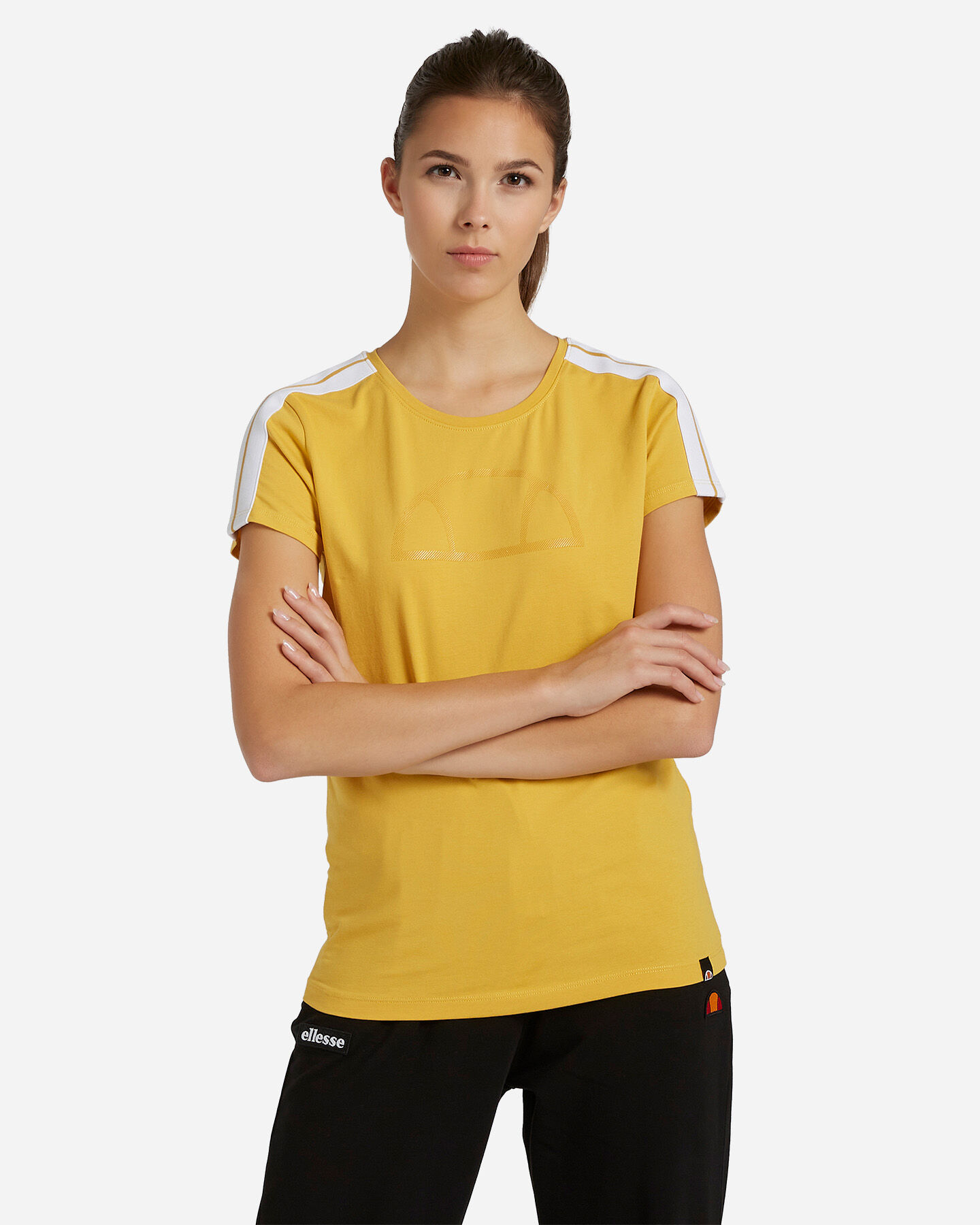 T-Shirt ELLESSE LOGO W S4082316 scatto 0