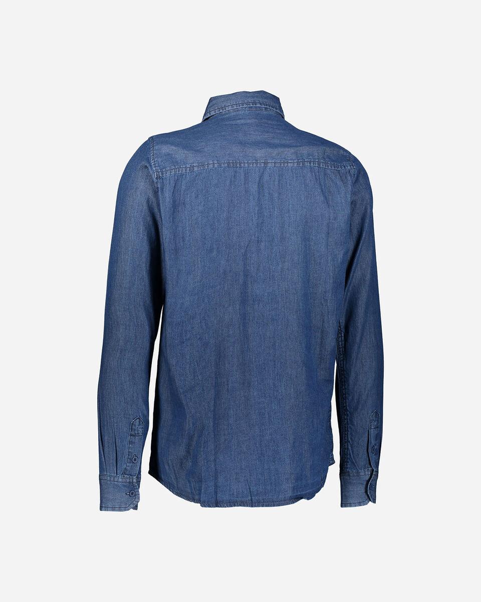 Camicia BEAR DENIM M S4070898 scatto 1