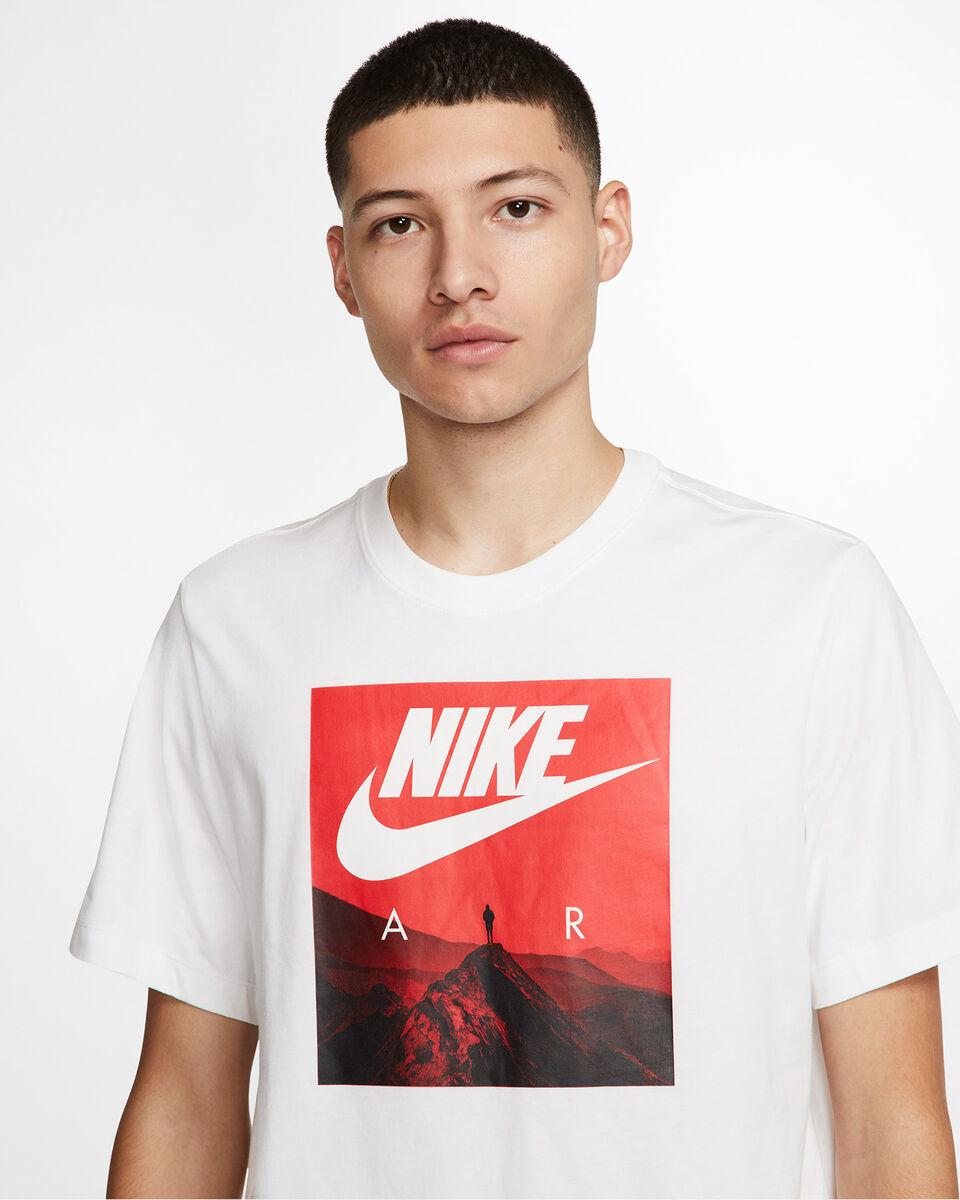 T-Shirt NIKE AIR PHOTO M S5164801 scatto 5