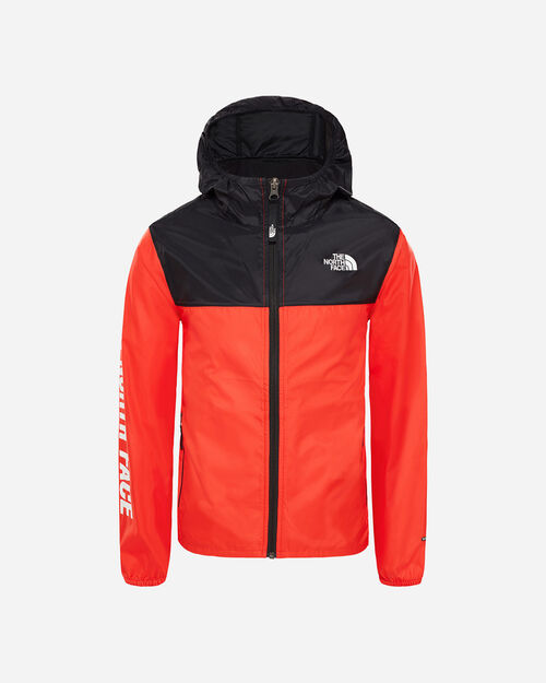 Giacca outdoor THE NORTH FACE REACTOR WIND JR