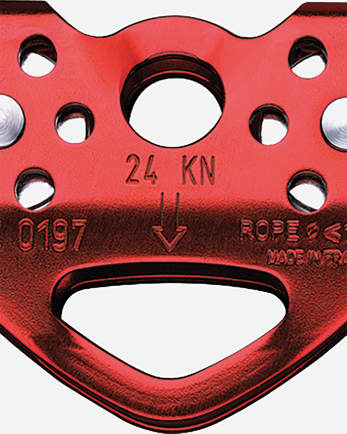 Accessorio arrampicata PETZL CARRUCOLA PETZL TANDEM P21 S0060253|9999|UNI scatto 1