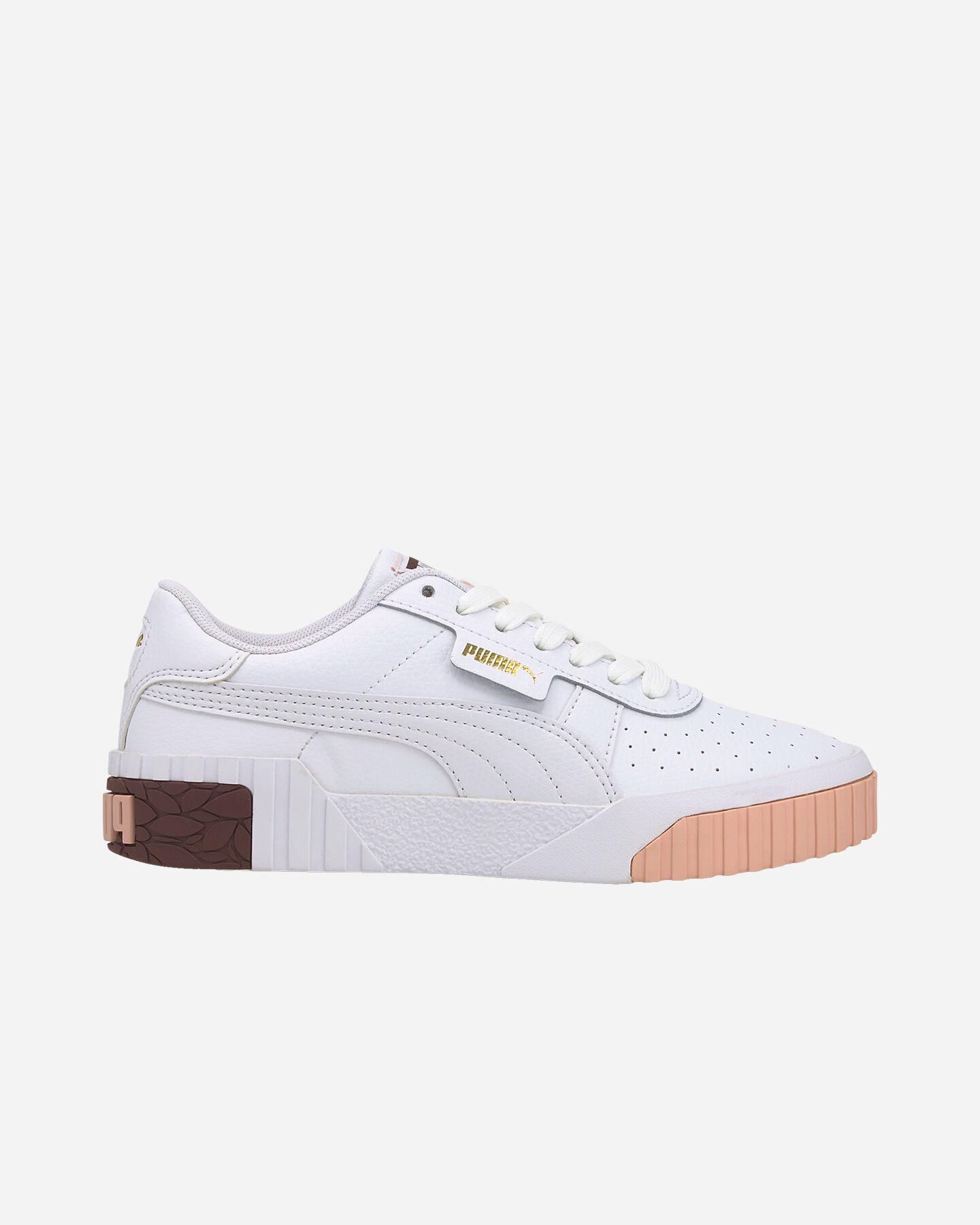 Scarpe sneakers PUMA CALI GS JR S5234399 scatto 0