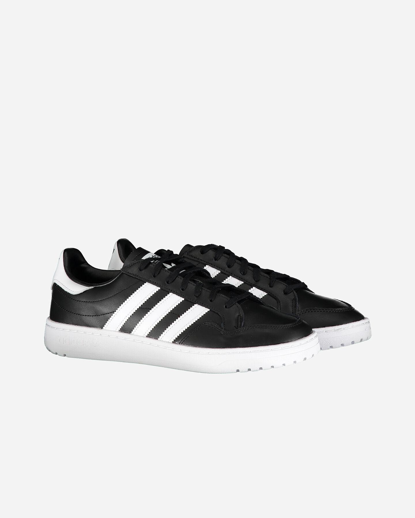 Scarpe sneakers ADIDAS TEAM COURT M S5151655 scatto 1