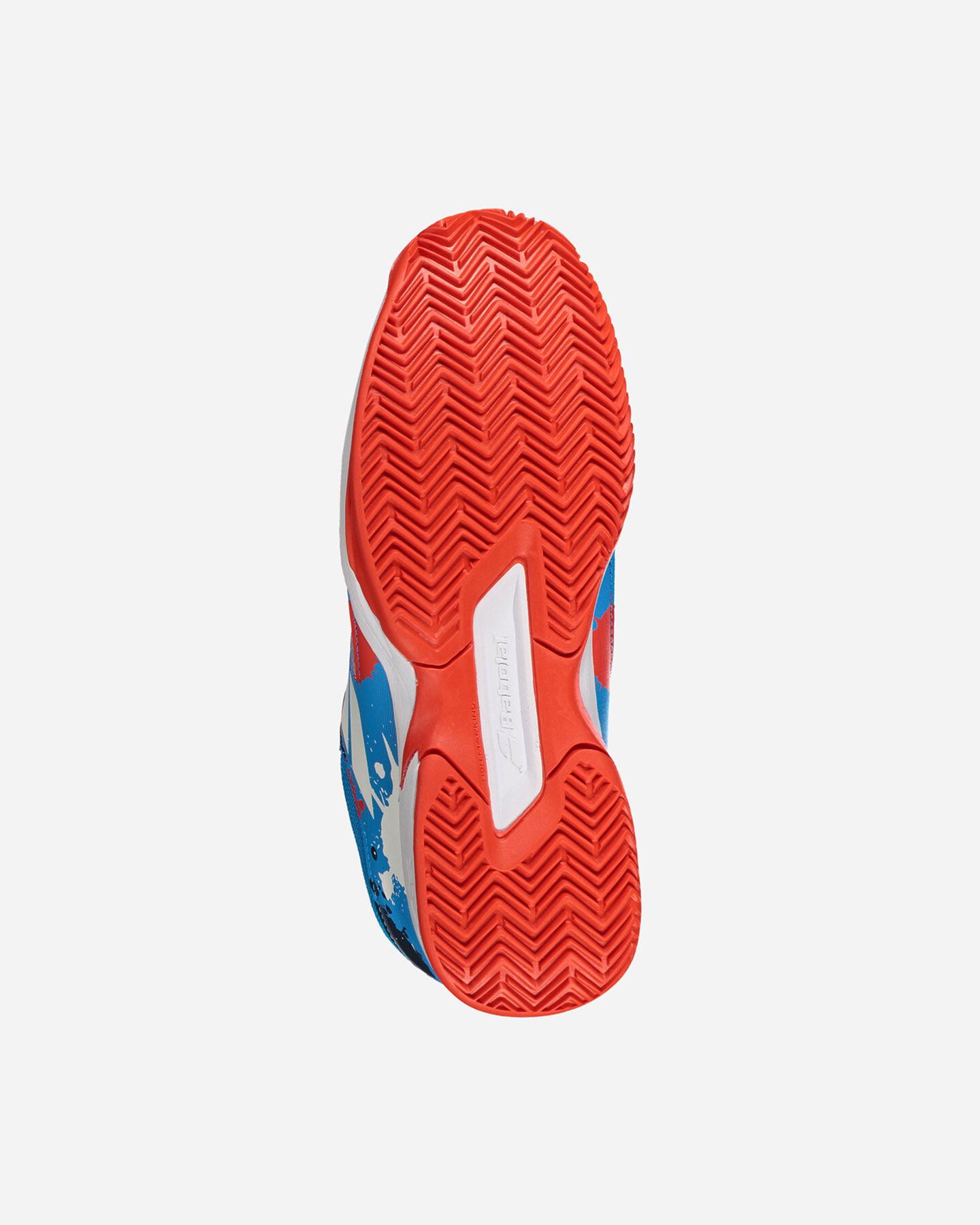 Scarpe tennis BABOLAT PULSION CLAY JR S5185958 scatto 2