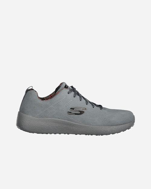 Scarpe sneakers SKECHERS BURST SUEDE M