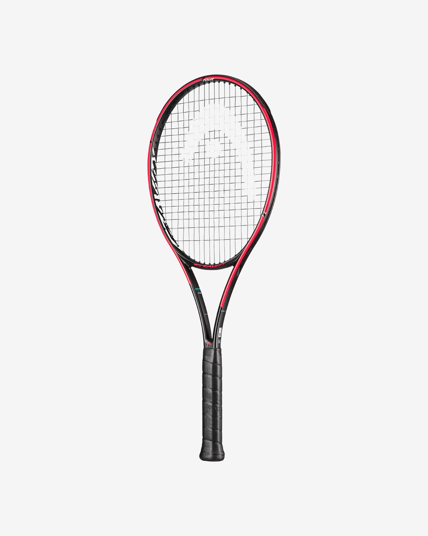 Telaio tennis HEAD GRAPHENE 360+ GRAVITY TOUR S5185563 scatto 2