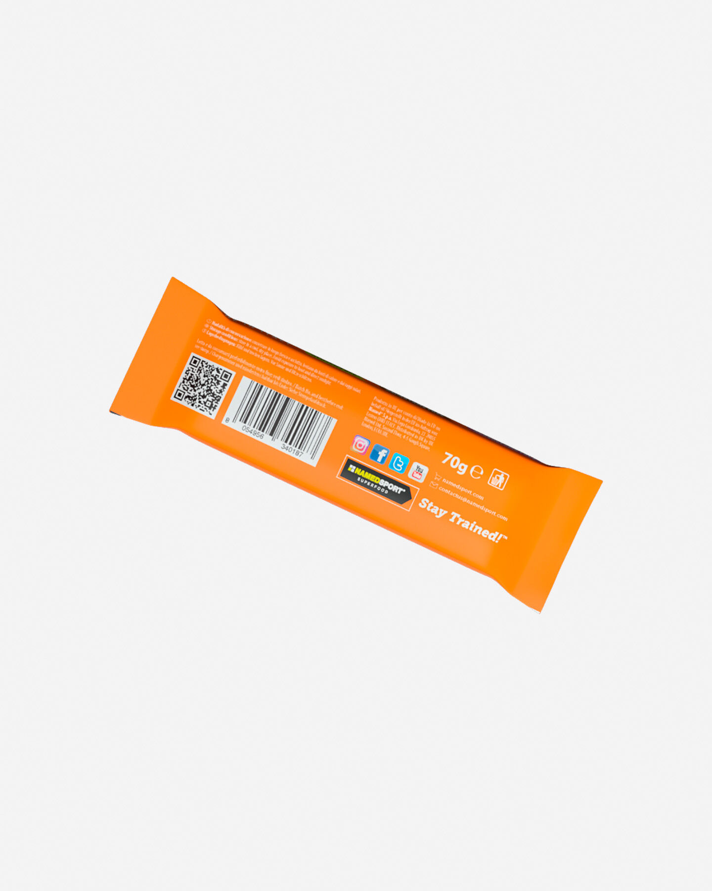 Energetico NAMED SPORT SUPERPROTEINBAR COCONUT 70G S1309093|1|UNI scatto 1
