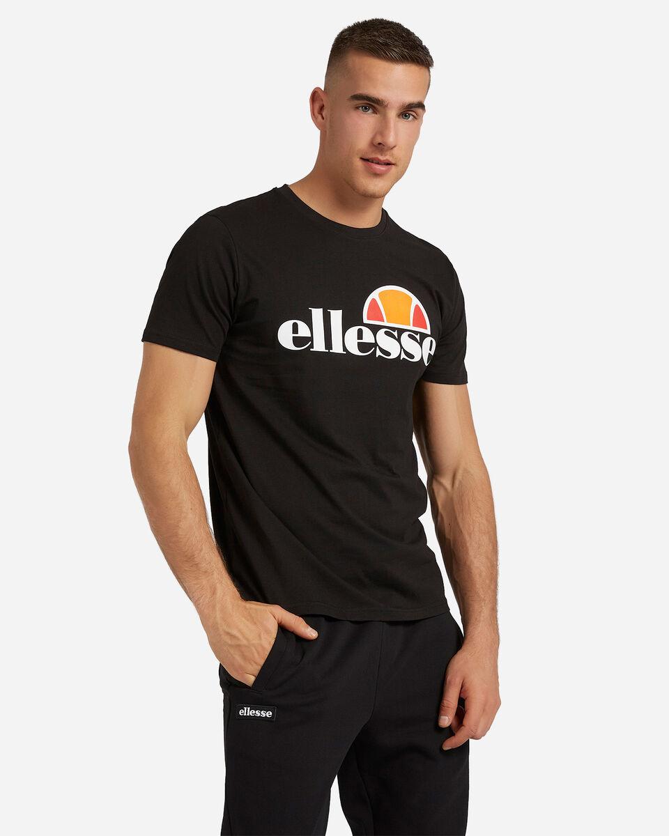 T-Shirt ELLESSE BIG LOGO M S4073846 scatto 0