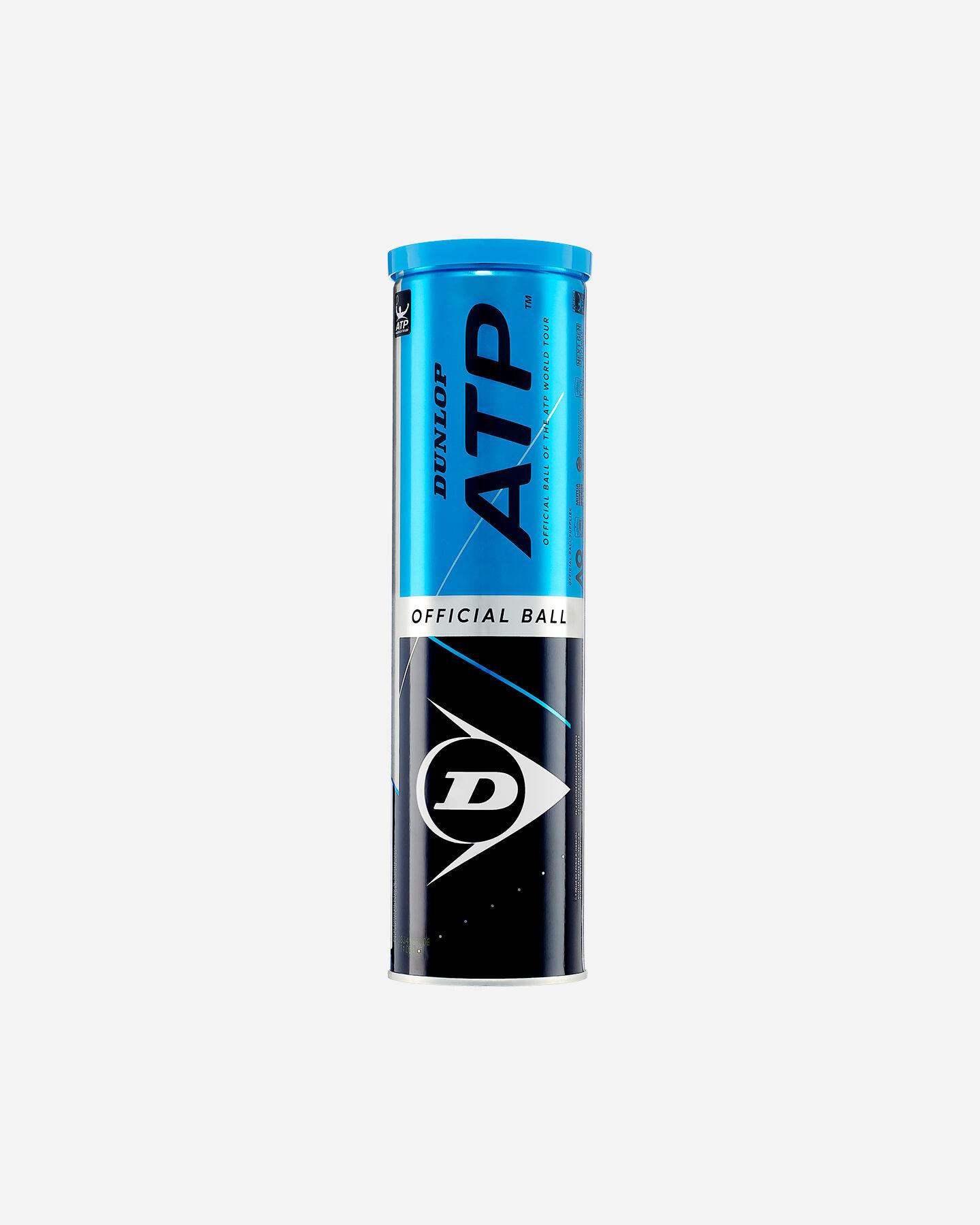 Palle tennis DUNLOP ATP S5141570 UNI UNI scatto 0