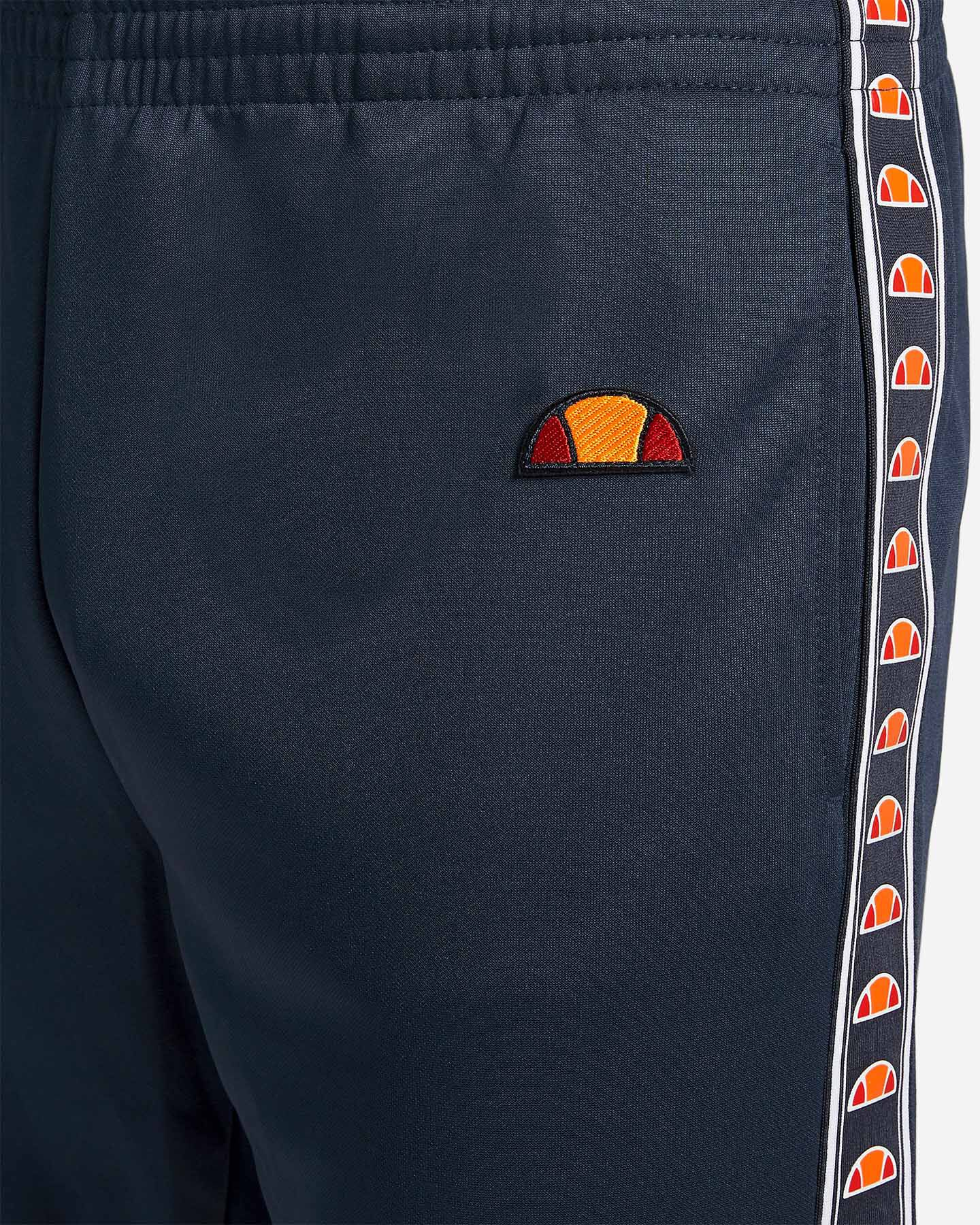 Pantalone ELLESSE HERITAGE TAPE TOP M S4056834 scatto 3