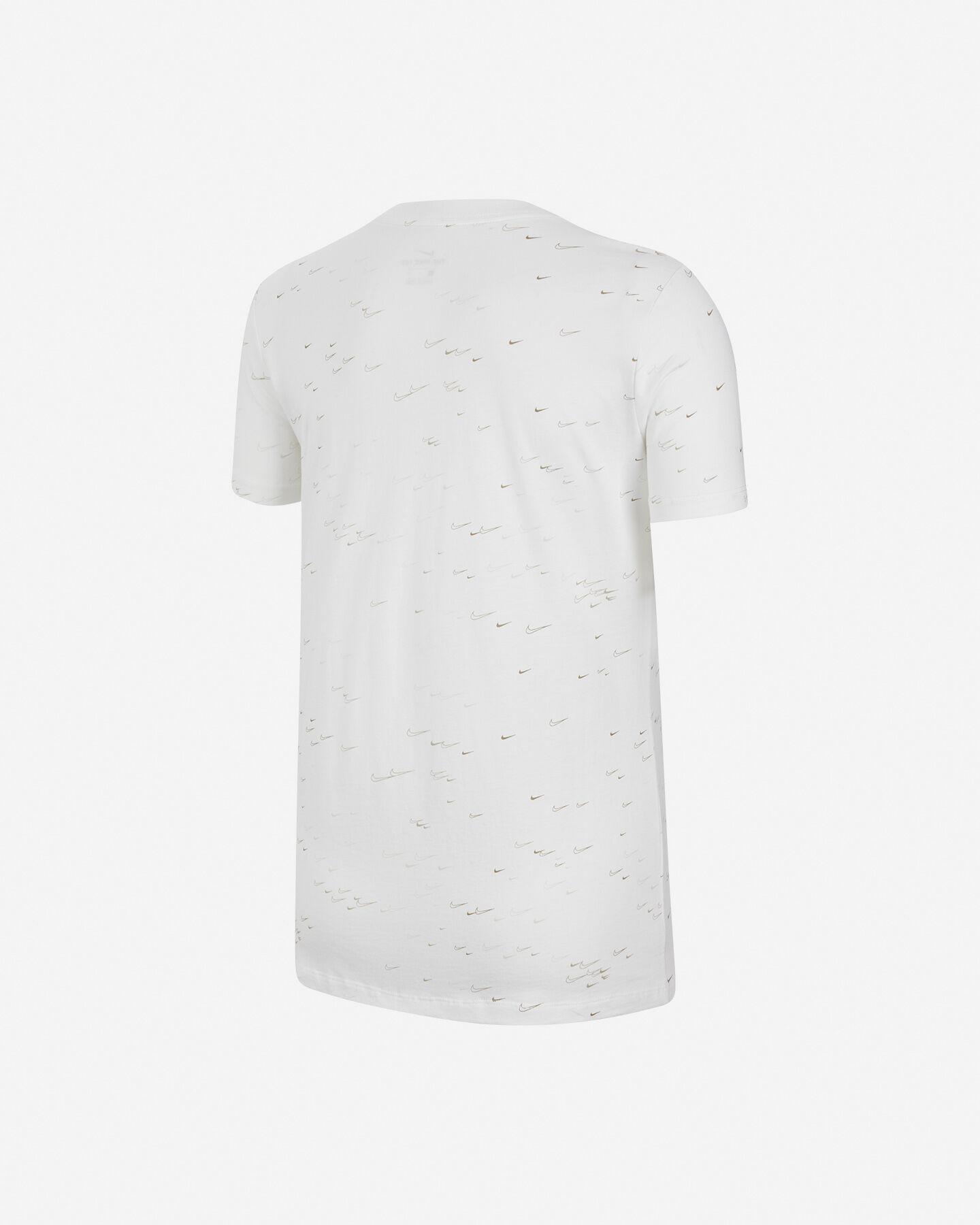 T-Shirt NIKE SWOOSH W S5225832 scatto 1